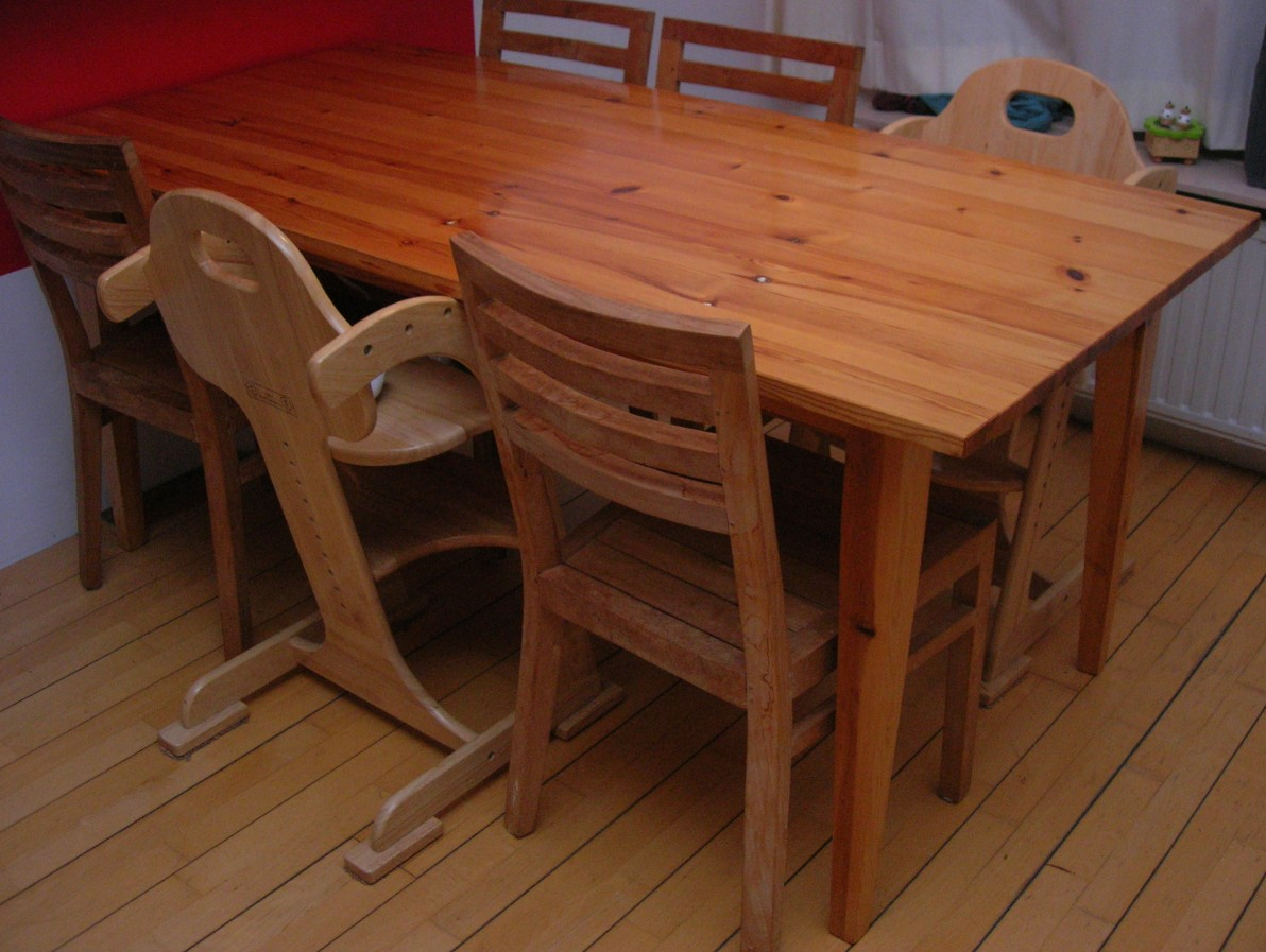 Bedwelming Koen Beurskens (-klb-) - Houten meubels maken #AK45